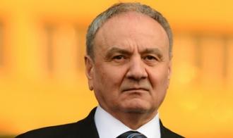 Nicolae Timofti pleacă la București