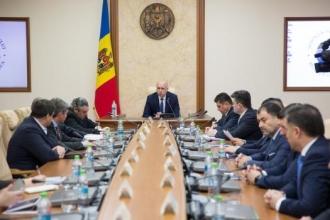 Parlamentul și Guvernul în ședință comună