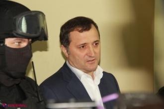 Solicitarea privind eliberarea lui Vlad Filat a fost respinsă