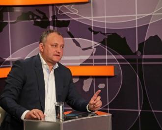 Додон - Усатому: Хватит искать причины для ссоры, время проявить политическую зрелость