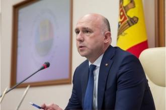 Филип признал, что МВФ не будет вести переговоры с молдавскими властями о новом соглашении