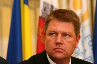 Klaus Iohanis nu este împotriva unirii Moldovei cu România, însă mai tîrziu