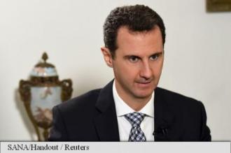 Bashar al-Assad convoacă alegeri parlamentare pentru 13 aprilie