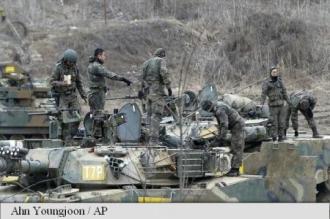 Tensiuni în Peninsula Coreea: Seulul amenință Phenianul cu o 'pedeapsă severă'
