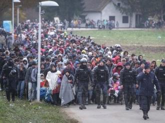 CRIZA IMIGRANŢILOR: Bulgaria, Austria şi Croaţia pledează pentru oprirea IMEDIATĂ a tranzitului refugiaţilor