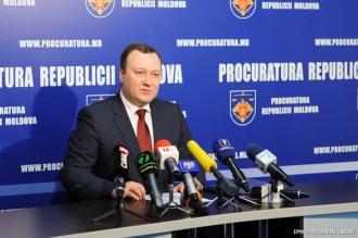 Генеральный прокурор Молдовы подал в отставку