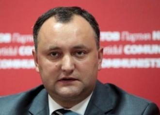 Dodon despre demisia lui Gurin: Opoziția a câștigat astăzi o mica bătălie!