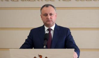 Игорь Додон: Эта власть продолжает имитировать реформы
