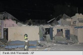 Somalia: Cel puțin 12 morți într-un atac comis de shebab contra unui hotel din Mogadiscio