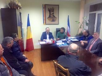 Коммунисты из родного села Воронина вступили в Партию социалистов