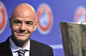 У ФИФА новый президент - Джанни Инфантино