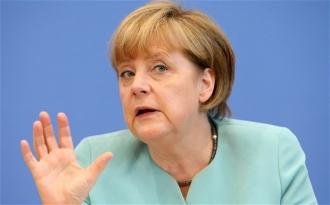Angela Merkel despre criza migratorie: UE nu poate lăsa Grecia