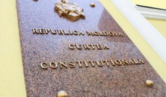 Proiectul de modificare a Constituției propus de PLDM și PSRM, respinsă de CC
