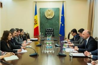Echipa de experți ai FMI și-a încheiat vizita de lucru în Moldova