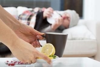 Gripa bate în retragere! Numărul cazurilor de îmbolnăviri s-a redus.