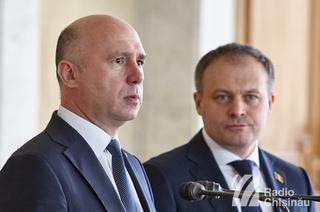 Канду и Филипа освистали на мероприятии, посвященном годовщине начала Приднестровского конфликта