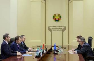 Evghenii Șevciuc: Transnistria vrea o cooperare constructivă cu Moldova