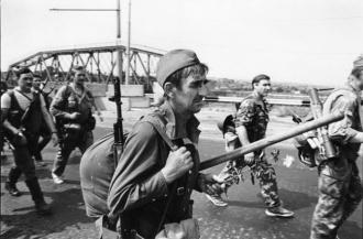 В Молдове вспоминают жертв приднестровского конфликта