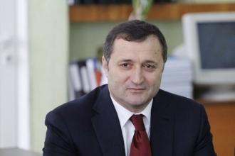 Филат обещает, что скоро политическая система Молдовы взлетит на воздух