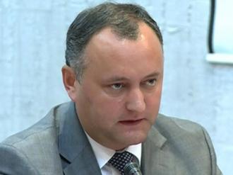 Додон о кандидате на пост главы Нацбанка: Это человек Плахотнюка, который будет действовать исключительно в интересах олигархов