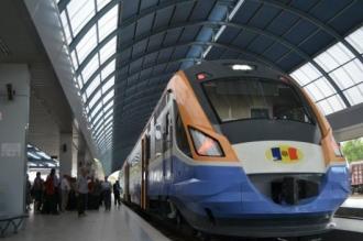 Женщины 8 марта смогут поехать на поезде в Яссы за полцены
