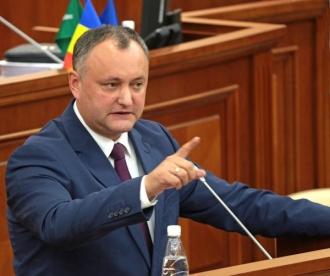 Igor Dodon a cerut Parlamentului să voteze în mod de urgență amendamentele necesare pentru a permite jurnaliștilor să participe la ședințele de plen