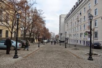 В Кишиневе может появиться еще одна пешеходная улица