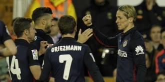 Valencia - Atletico Madrid 1-3. Trupa lui Cholo se menține pe 2, la 8 puncte în spatele Barcelonei