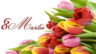 8 martie - Ziua Internațională a Femeii