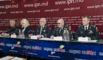 Veteranii şi rezerviştii Structurilor de Forţă cer demisia lui Anatol Șalaru