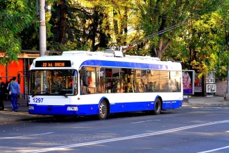 Troleibuze pe ruta Chișinău-Ialoveni ar putea circula în 2016
