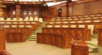 Cameramanii vor avea acces în sala de ședințe a Parlamentului