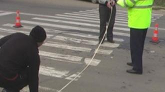O fetiță de 10 ani a fost lovită mortal pe o trecere de pietoni