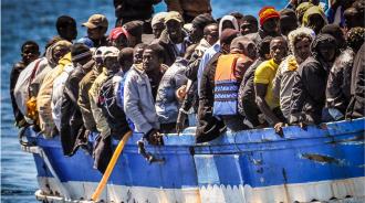 ONU: Peste un milion de extracomunitari au tranzitat Grecia în ultimul an