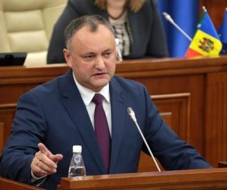 Додон: 27 марта - День траура для молдавского народа