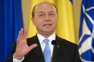 Траян Бэсеску подал документы на получение молдавского гражданства