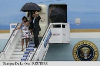 VIZITĂ ISTORICĂ: Barack Obama se află în Cuba, după decenii de ostilitate