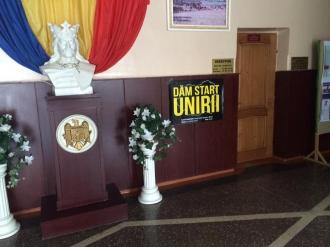 Agitație pentru Unirea Moldovei cu România în instituțiile de învățămînt din țară