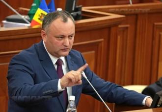 Додон: Президентские выборы 2016 года - последний шанс остановить сползание Молдавии в Румынию и НАТО