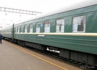 В Молдове загорелся поезд Бельцы-Унгены. 70 человек эвакуированы