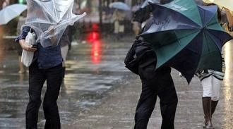 В Молдове ввели метеорологическое предупреждение в связи с осадками и ветром