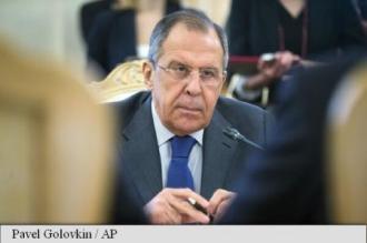 Serghei Lavrov: UE trebuie să-și înceteze