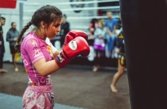 Школьница из Флорешть стала чемпионкой мира по тайскому боксу