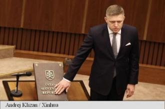 Slovacia: Robert Fico a fost desemnat premier