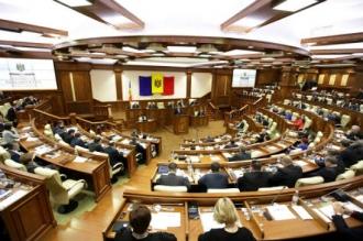 Deputații din majoritatea pro-europeană au refuzat să susțină proiectul PSRM privind sancționarea organizațiilor care pledează pentru lichidarea RM