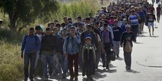 Замминистра внутренних дел: Мы готовимся к наплыву беженцев из Сирии