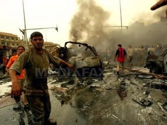Bilanţul atentatului sinucigaş din Bagdad a ajuns la 41 de morţi şi 105 răniţi - oficiali irakieni