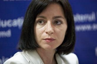 Майя Санду может стать единым кандидатом в президенты от правых оппозиционных партий