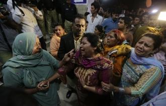 Число жертв теракта в Пакистане возросло до 72 человек
