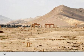 Rusia va trimite geniști și sisteme robotizate pentru deminarea sitului antic Palmira